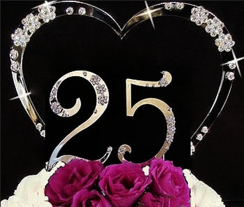 Silver wedding anniversary gift ideas for friends our top list