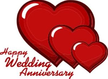 3 Year Wedding Anniversar