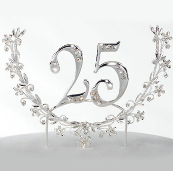silver anniversary gifts & Silver wedding anniversary gift - the best for 2019